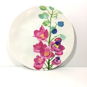 Anthropologie Dining - Anthropologie Paint + Petals Plate Set Set of 2
